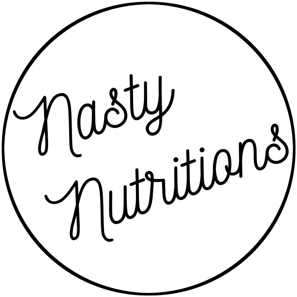 Logo Nasty Nutritions