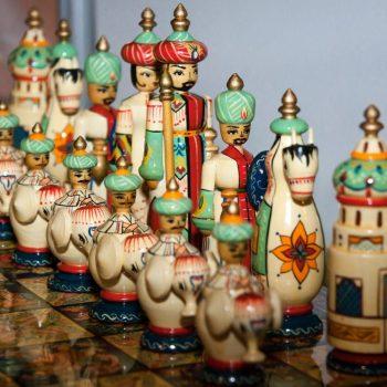 Persische Figuren