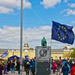 Demonstration Pulse of Europe