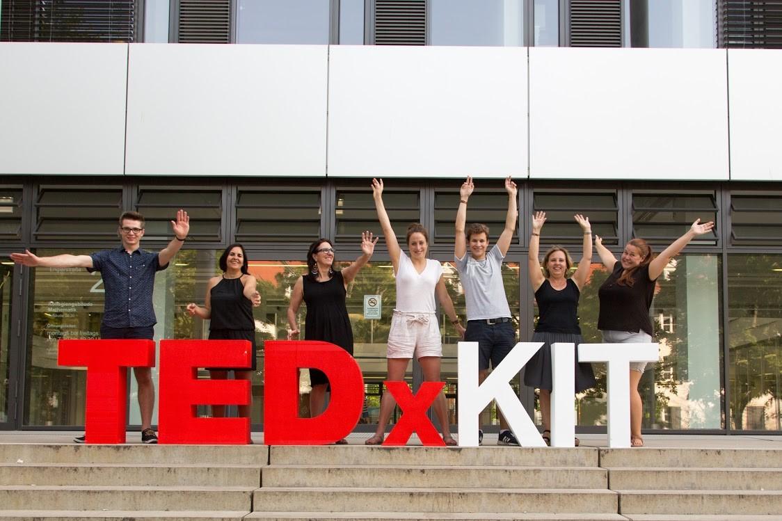 Team TEDxKIT