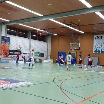 Spiel KSC GEQUOS gegen Bayern