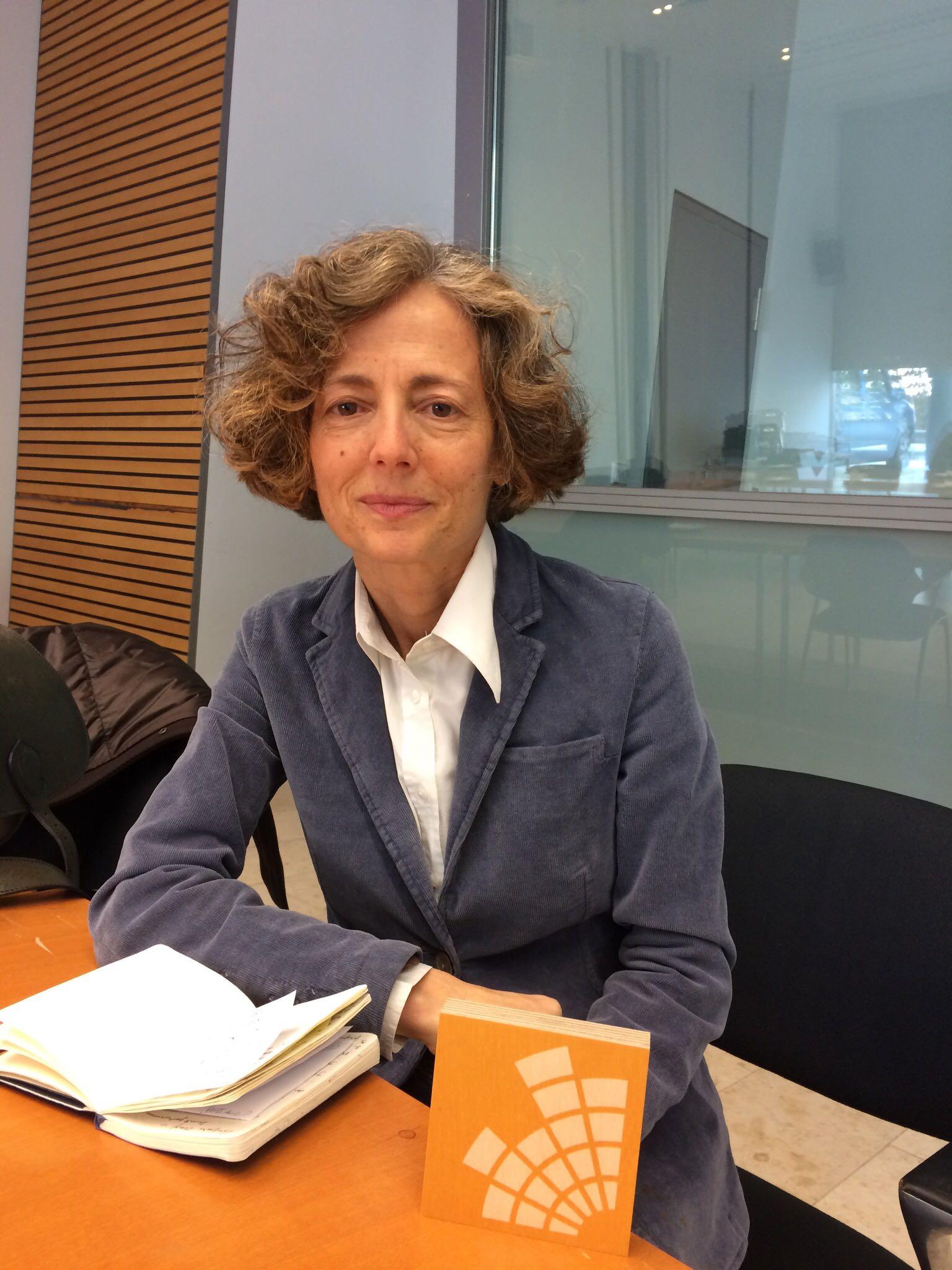 Gesprächspartnerin European Urbanism
