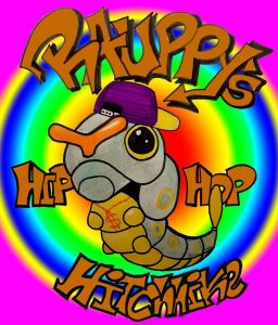 Rauppy's Hip Hop Hitchhike