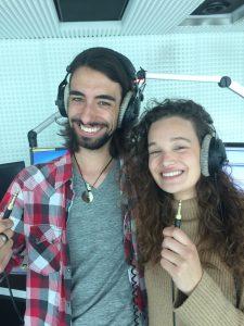 Josh und Francesca