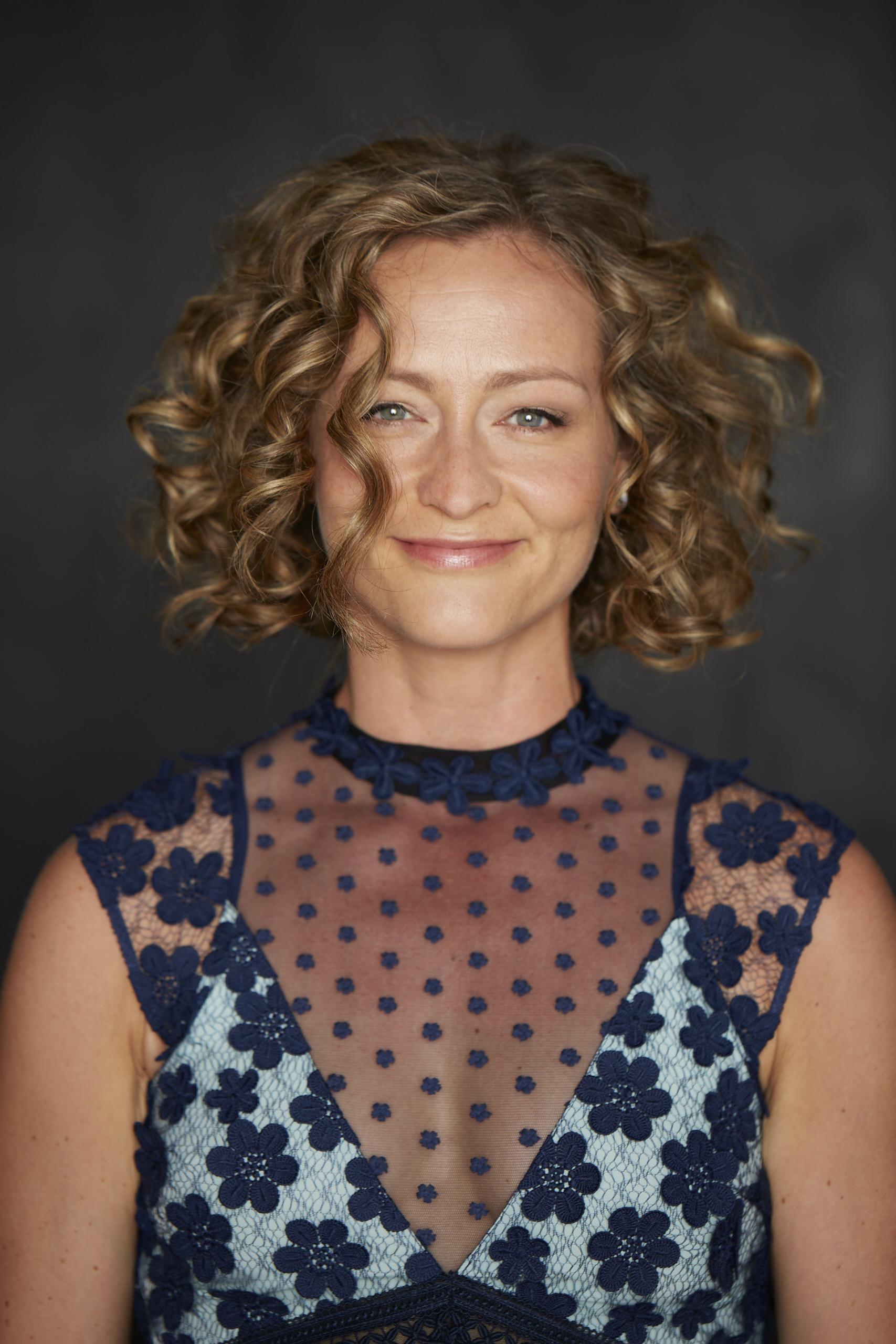 Porträtbild Anne Folger
