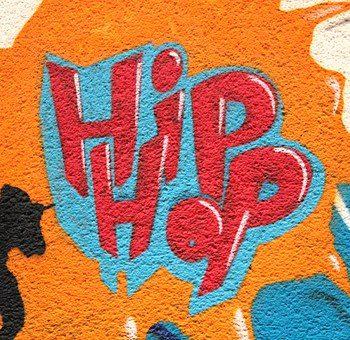 """Graffiti """"HipHop"""""""