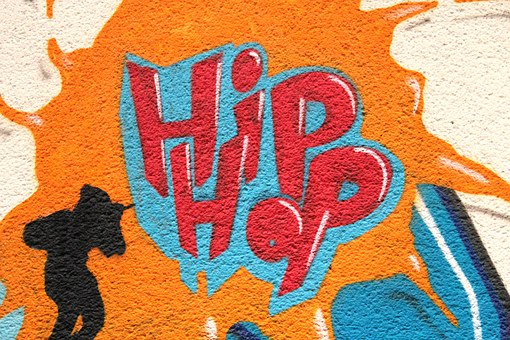 "Graffiti ""HipHop"""