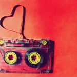 Alte Tonkassette