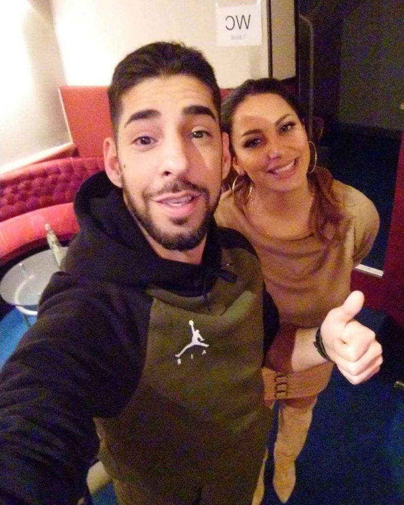 Musiker Eiran MC und Komikerin Enissa Amani