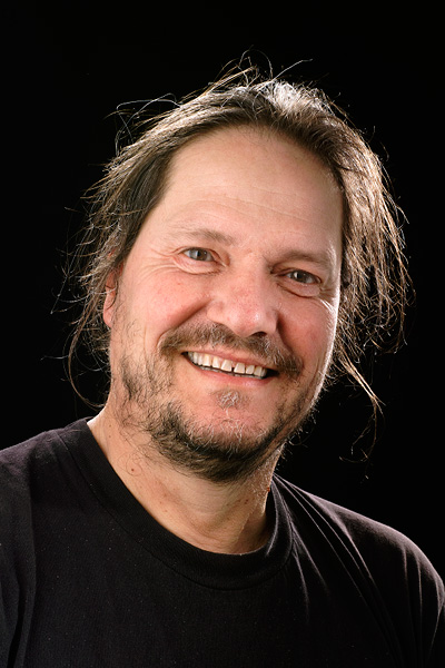 Porträt Eberhard Frey
