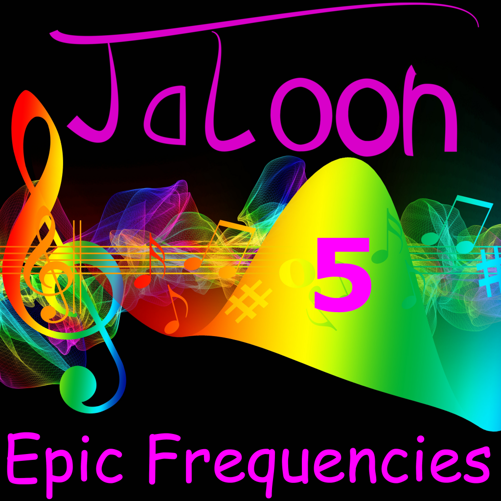 Cover Tallon's Epic Frequencies Vol. 5