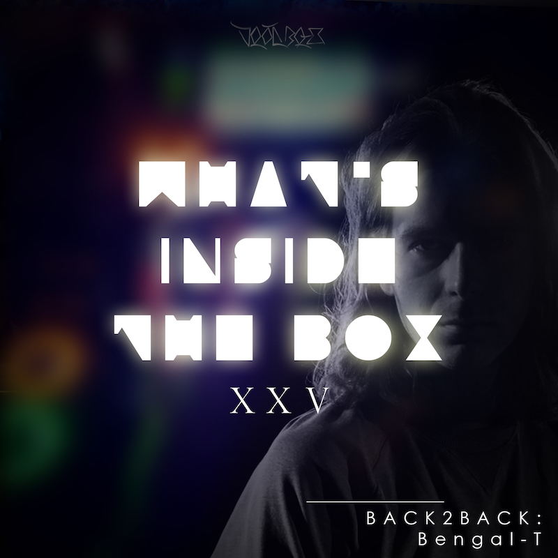 Cover What's inside the box Folge 25