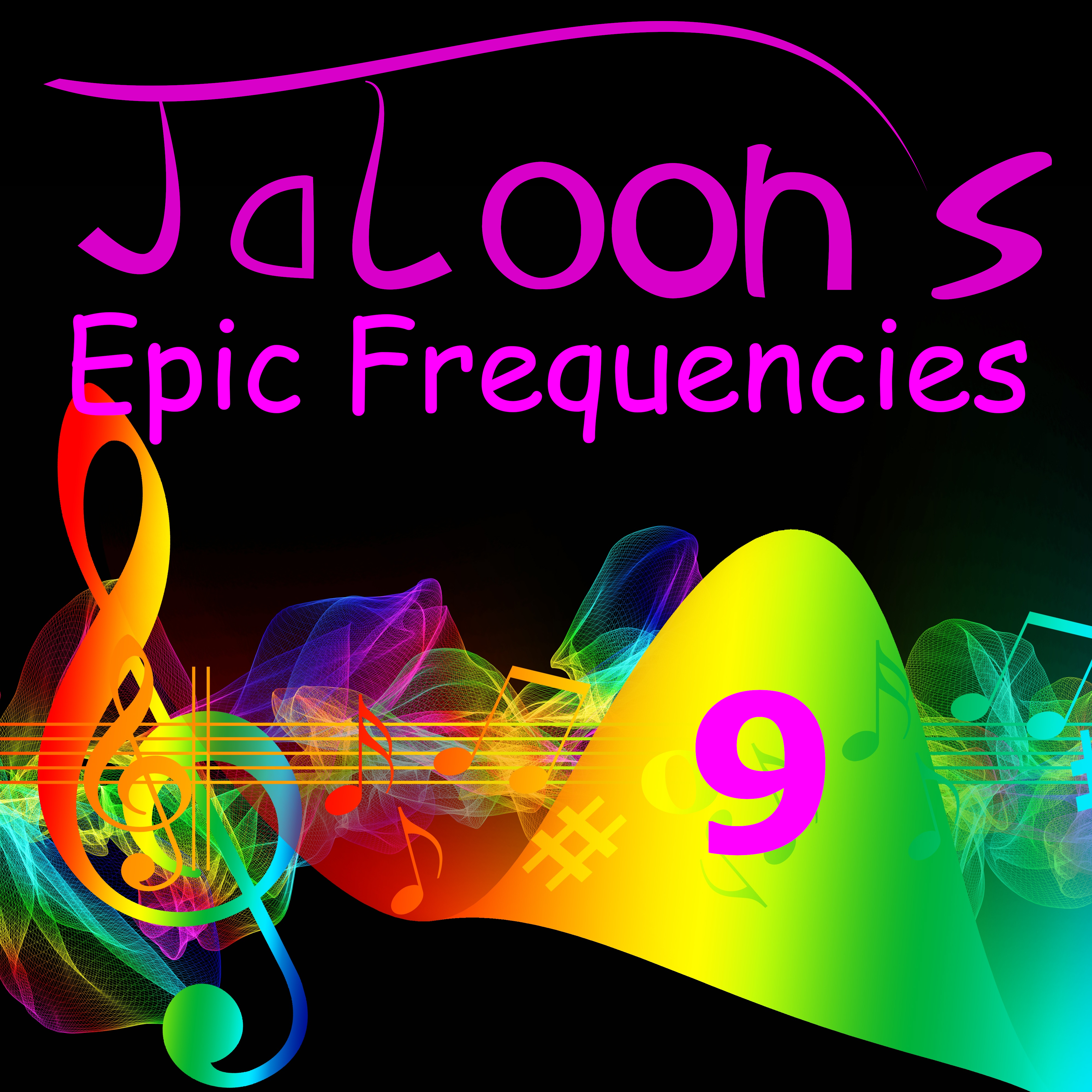 Cover Taloon's Epic Frequencies Vol. 9