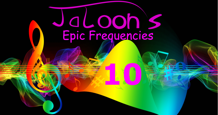 Cover Taloon's Epic Frequencies Vol. 10