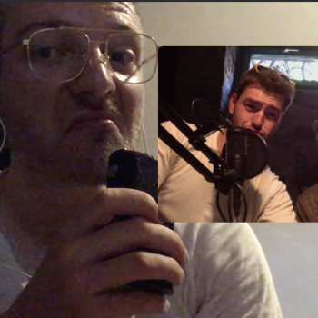 Screenshot von einem Skype-Gespräch