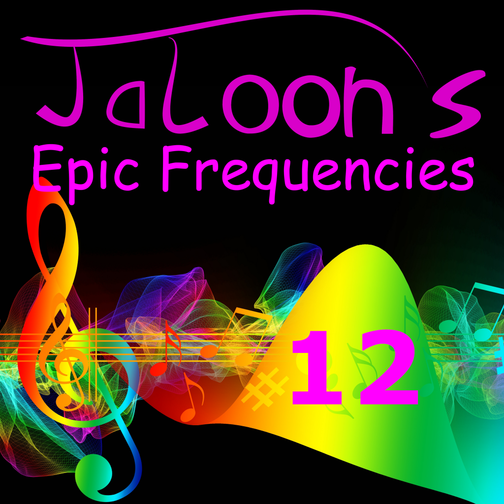 Cover Taloon's Epic Frequencies Vol. 12