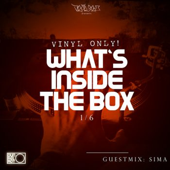Cover What's inside the Box - Vinyl only