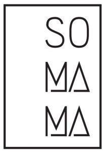 Logo Schriftzug SOMAMA