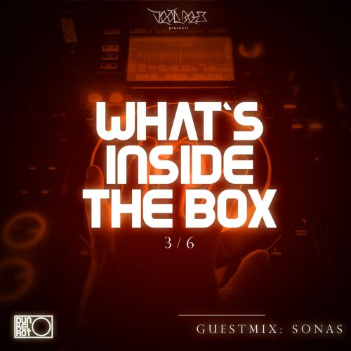 Cover What's inside the Box Volume 35
