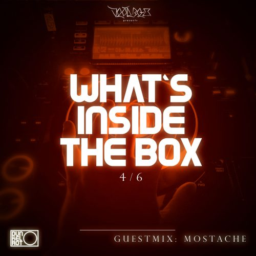 Cover What's inside the Box Vol. 36