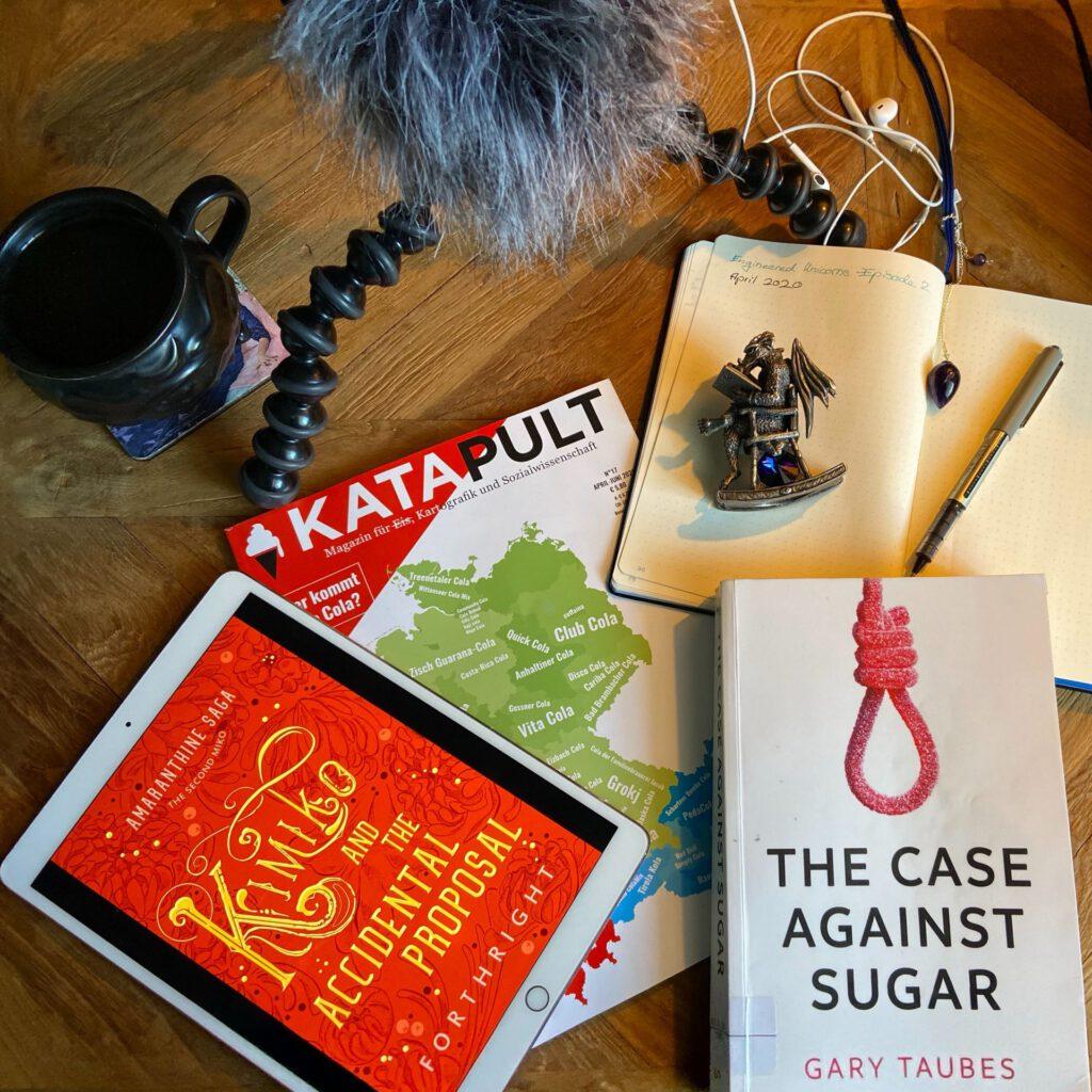 Sugar and fantastic stories