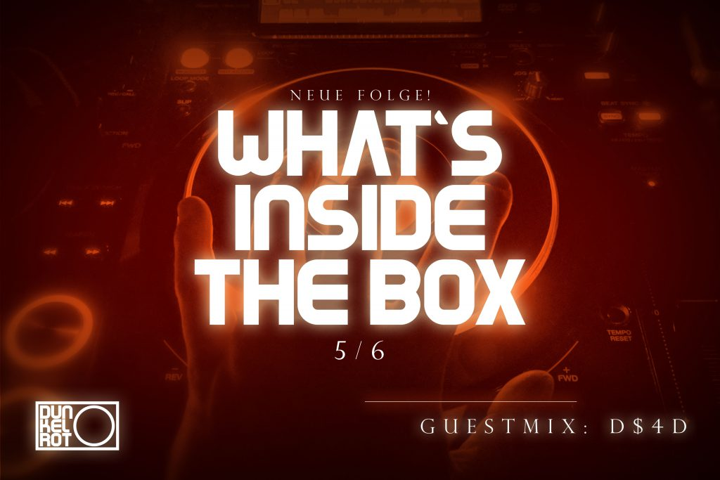 Cover Whats's inside the Box Folge 37