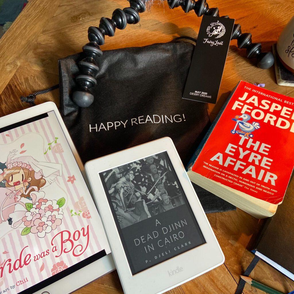 Fairy Noodle Summer Books