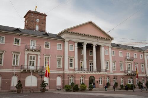 Karlsruher Rathuas