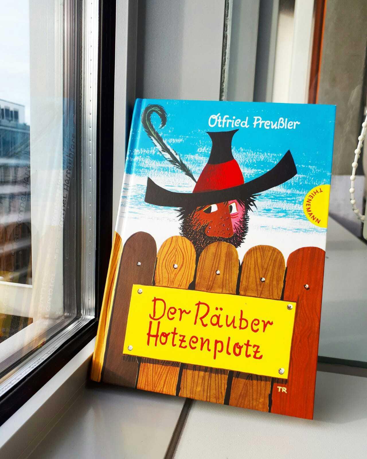 Buch Räuber Hotzenplotz