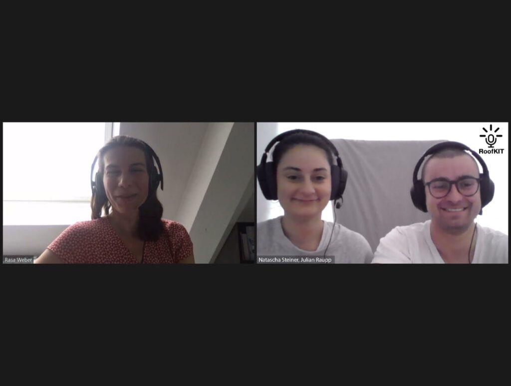 Vidoe-Interview mit Gast-Expertin