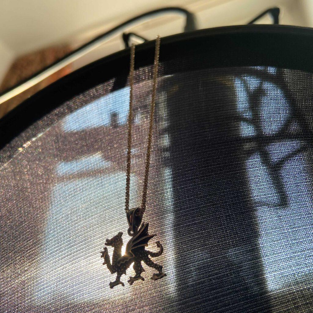 Drachen-Amulett